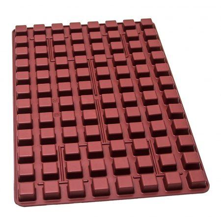 moule silicone carré