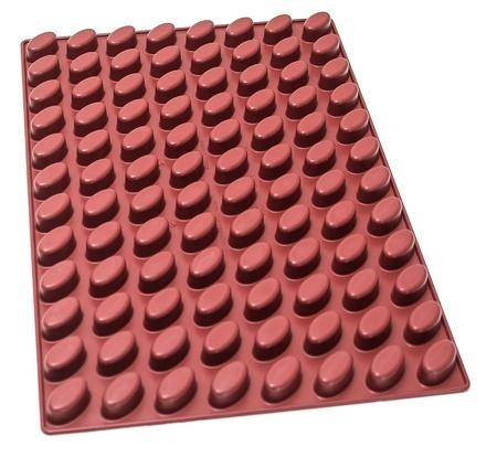 moule silicone ovale