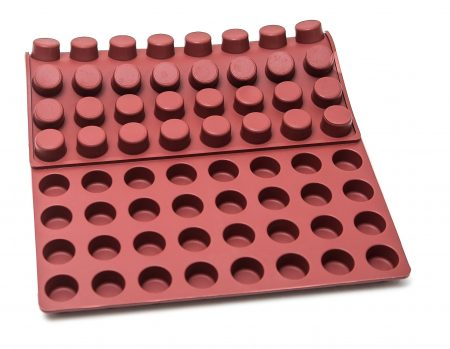 moule silicone rond