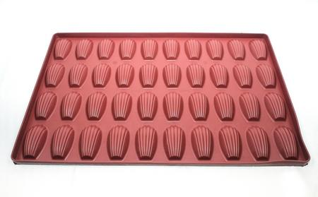 moule silicone madeleine