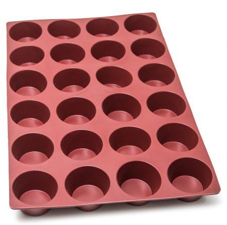 moule silicone muffin