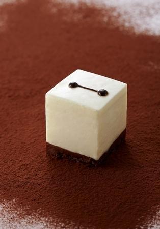 produit fini cube