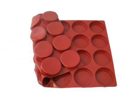 moule silicone cylindre