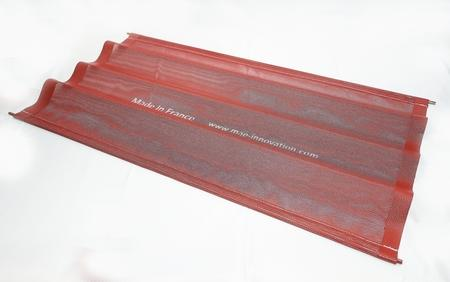 toile de rechange fibre de verre