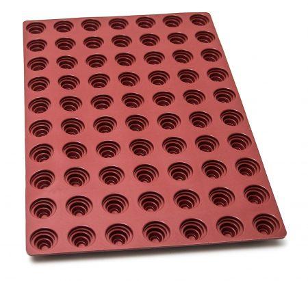 moule silicone spirale 004125