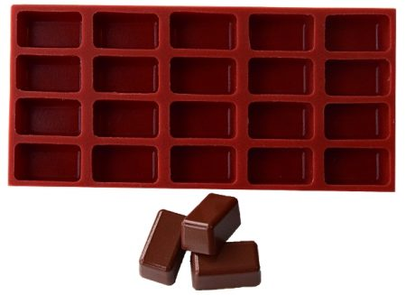moule silicone chocolat