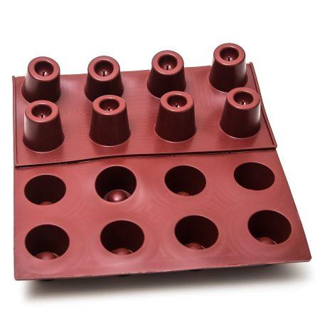silicone mould fondant