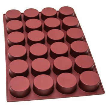 Cylinder mould 24 cells – 196 ml