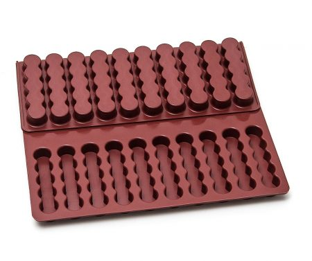 moule silicone buchette