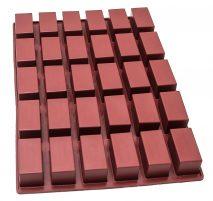 moule silicone rectangle