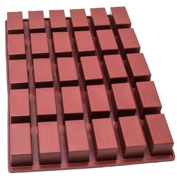 Moule rectangle 30 alvéoles – 182 ml