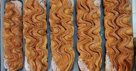 pain tressé