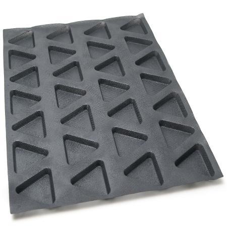 moule fibre de verre triangle
