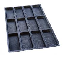 moule fibre de verre rectangle