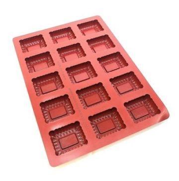 Petit beurre mould 15 cells – 100 ml
