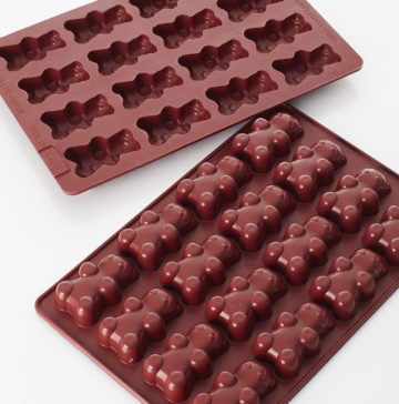 Little bear mould 16 cells – 21 ml