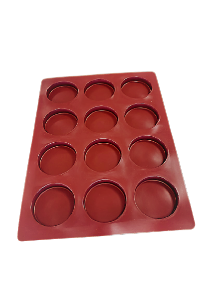 moule silicone cylindre 012734