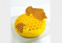 recette nid d'abeille