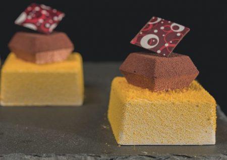 recette moule carré pyramidal