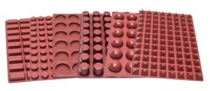 moules en silicone