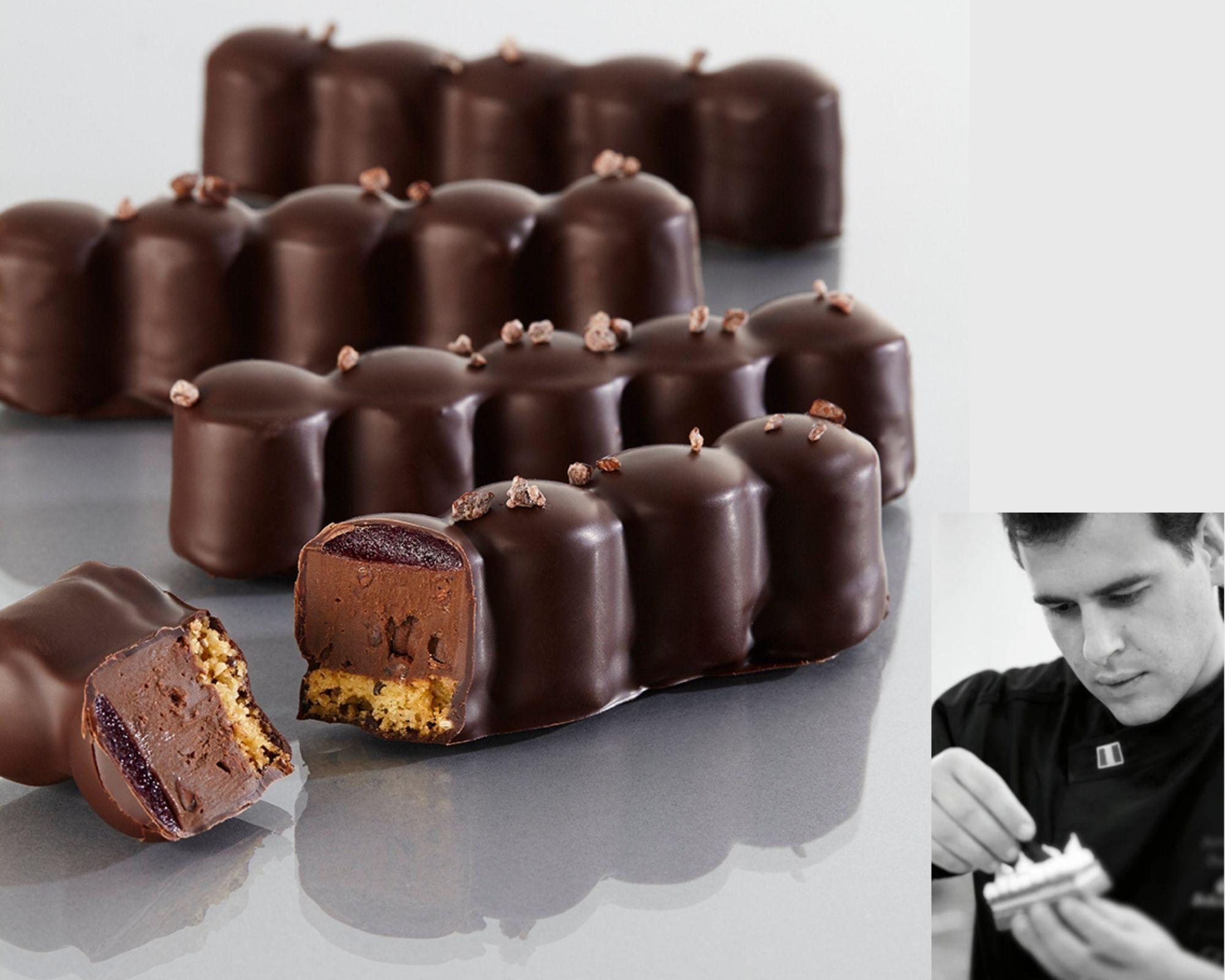 snack chocolat